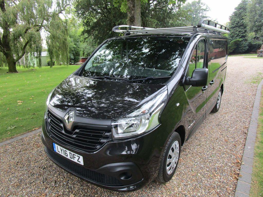 Renault Trafic Panel Van 1.6 dCi ENERGY 27 Business+ SWB Standard Roof EU5 (s/s) 5dr