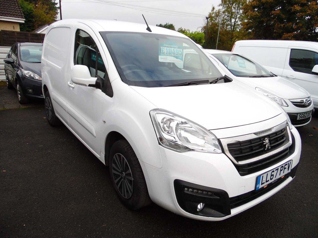 Peugeot Partner Panel Van 1.6 BlueHDi Professional L1 5dr