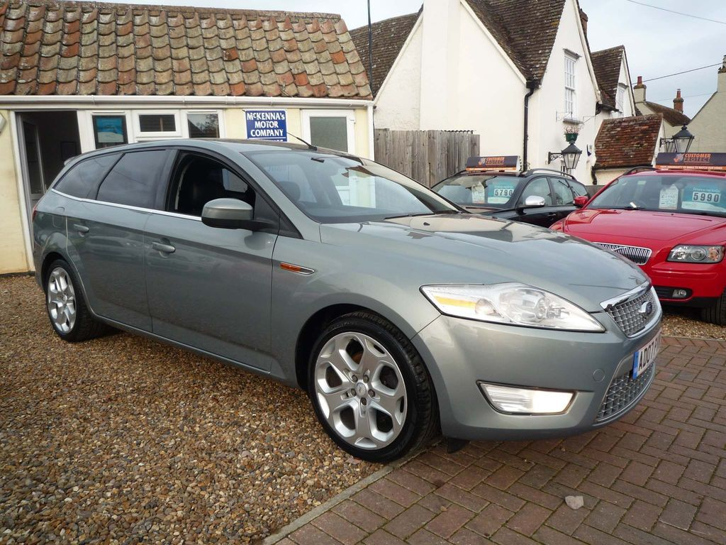 Ford Mondeo Estate 2.5 Titanium X 5dr