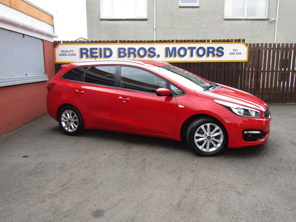 Kia Ceed Estate 1.4 SR7 Sportswagon 5dr