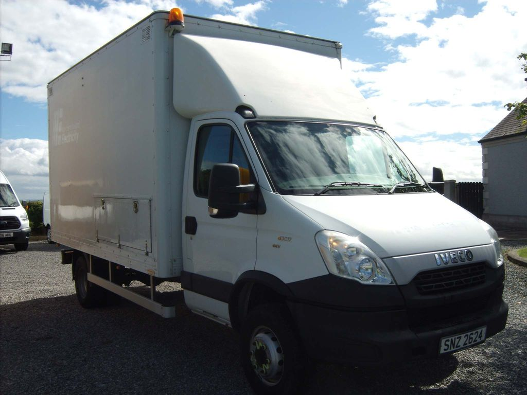 Iveco Daily Box Van 3.0 TD 65C17 HD Chassis Cab 2dr (EEV, MWB)