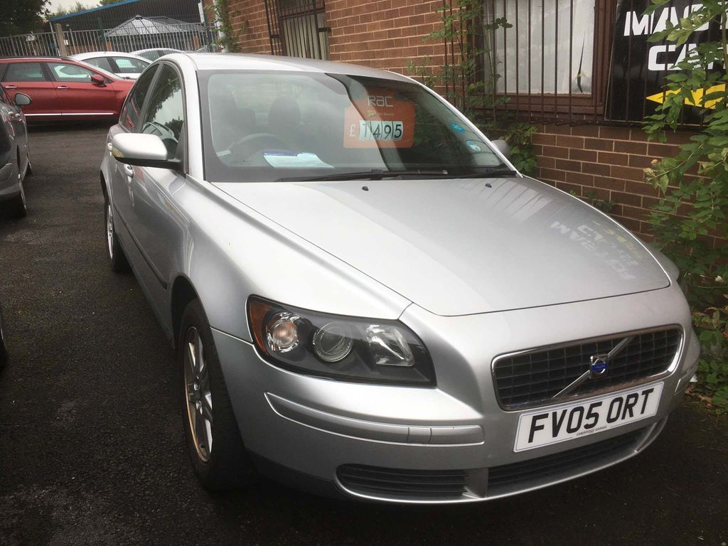 Volvo S40 Saloon 1.6 D S 4dr
