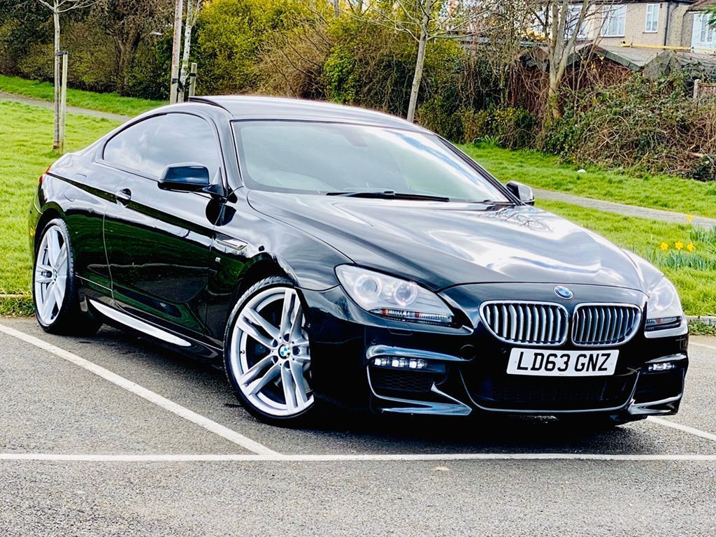 BMW 6 Series Coupe 4.4 650i M Sport 2dr