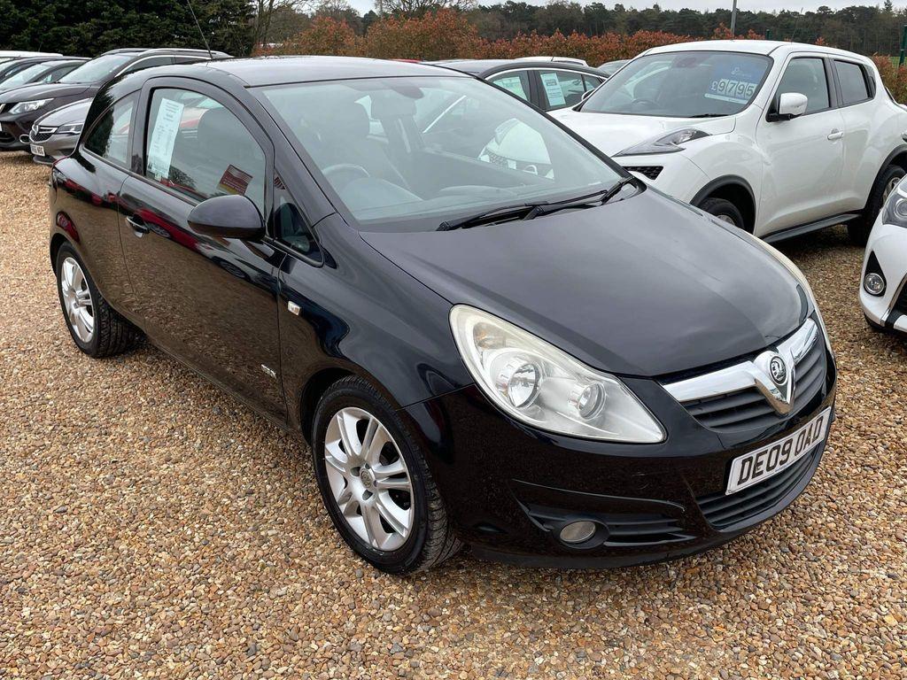 Vauxhall Corsa Hatchback 1.2 i 16v Design inTouch 3dr