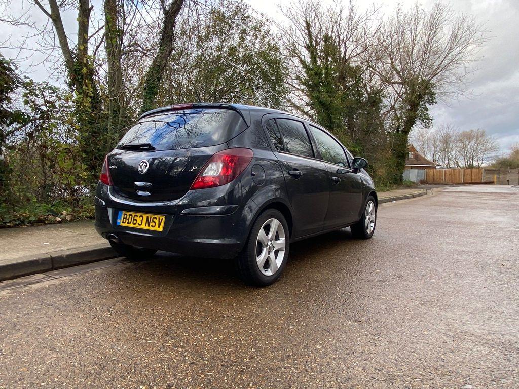Vauxhall Corsa Hatchback 1.2 i 16v SXi 5dr (a/c)