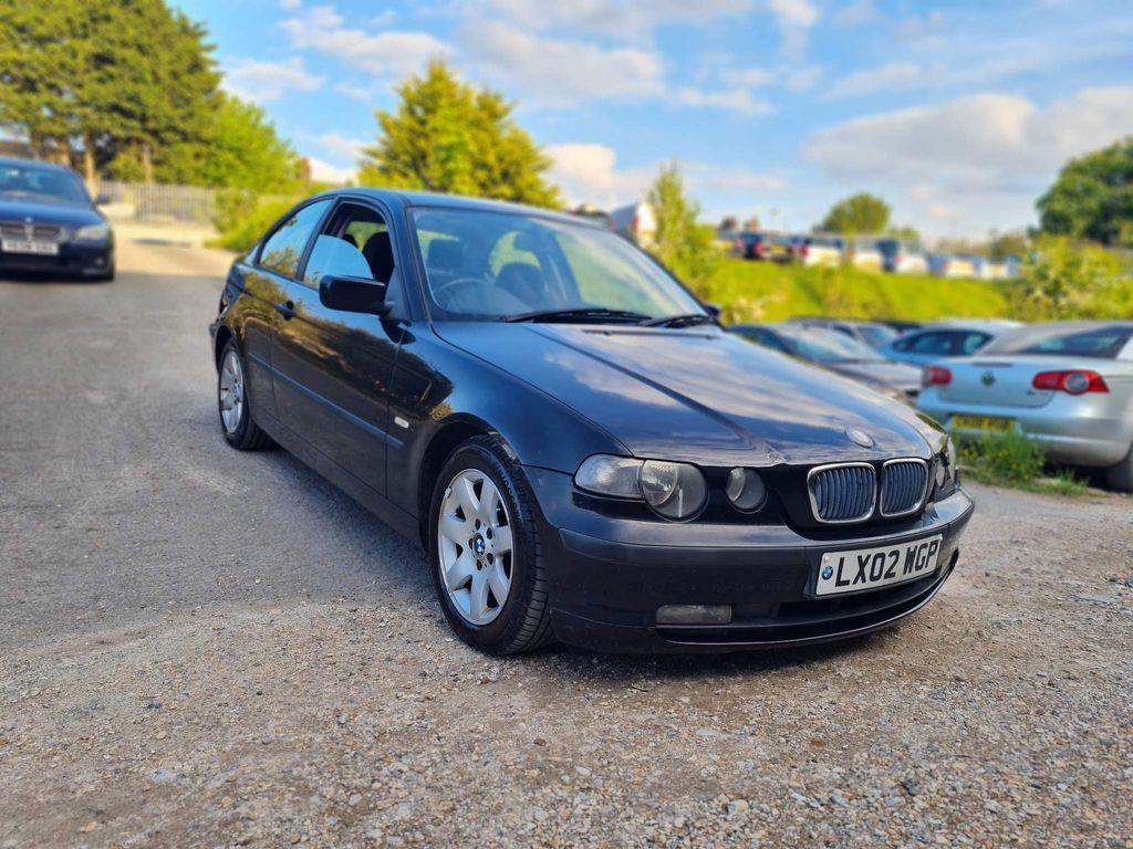BMW 3 Series Hatchback 1.8 316ti SE Compact 3dr