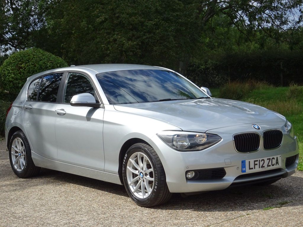 BMW 1 Series Hatchback 1.6 118i SE 5dr