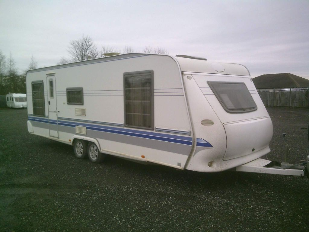 Hobby Prestige Tourer BARGAIN TO CLEAR