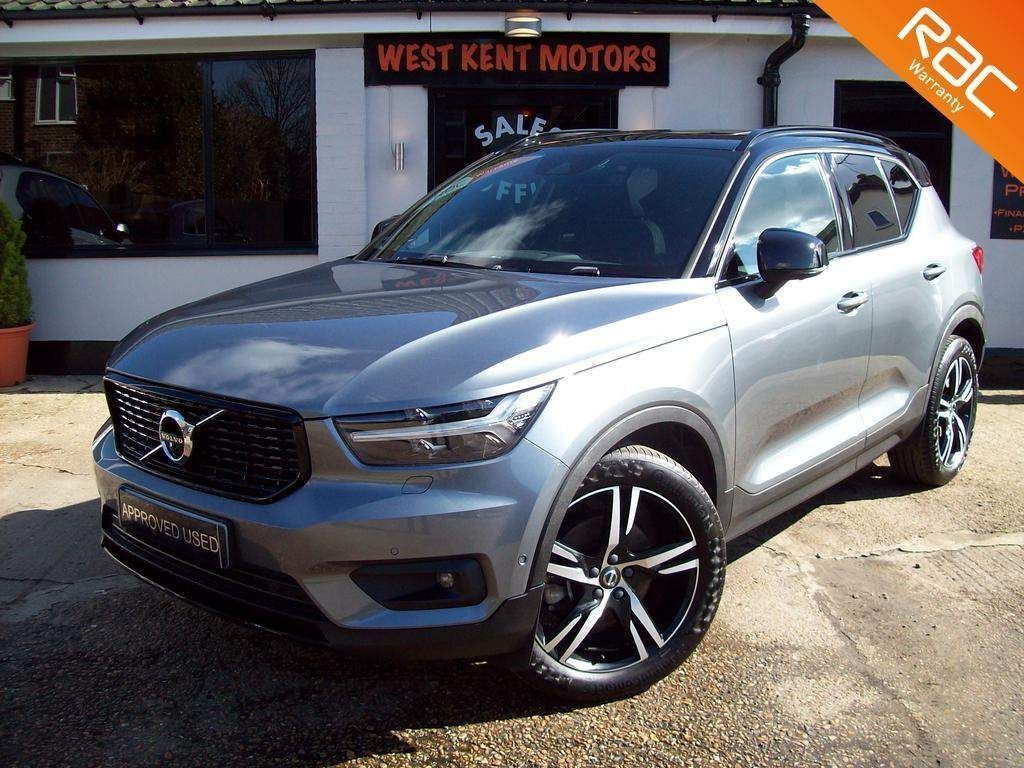 Volvo XC40 SUV 2.0 T5 First Edition Auto AWD (s/s) 5dr