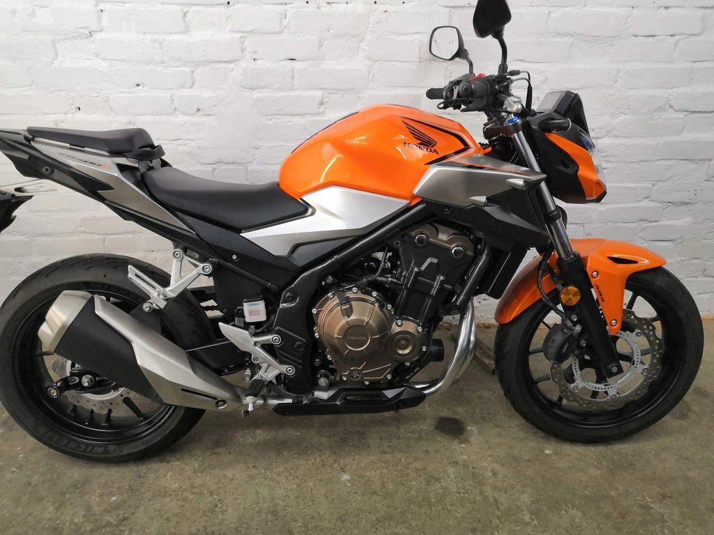 Honda CB500 Unlisted