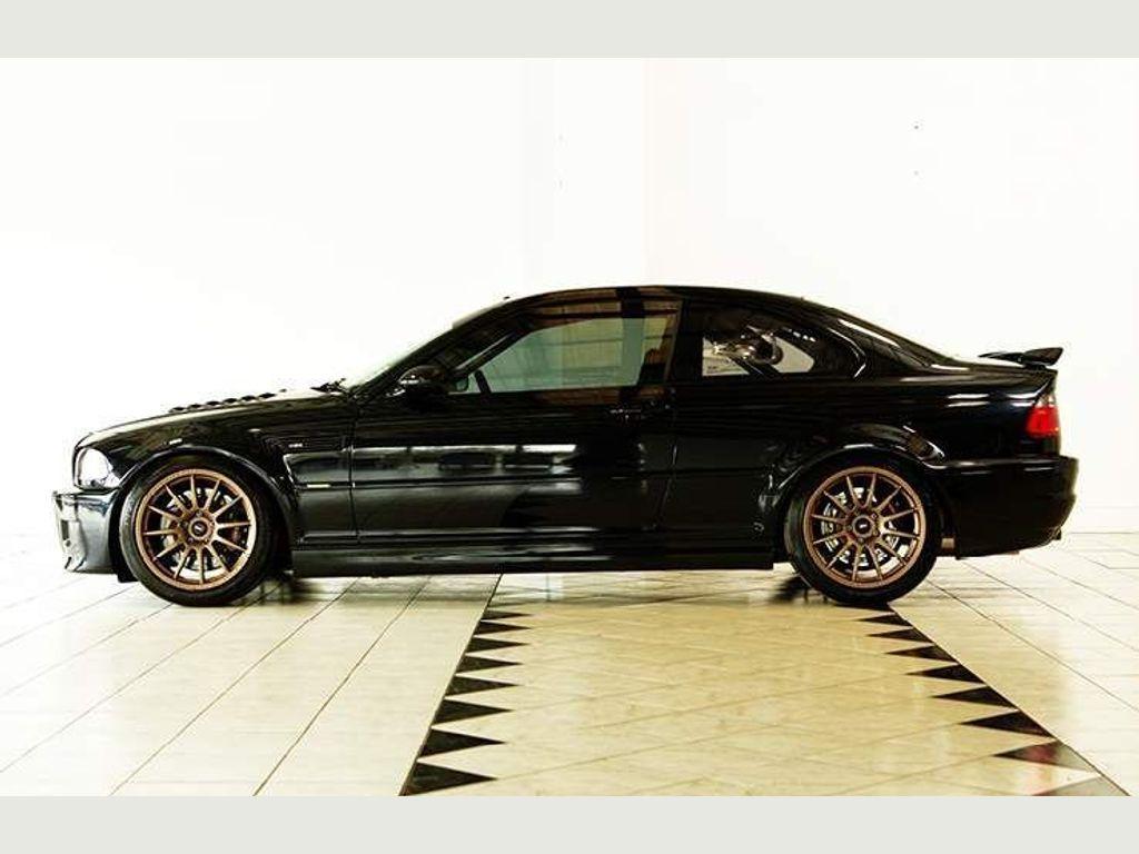 BMW M3 Coupe 3.2i CS 2dr