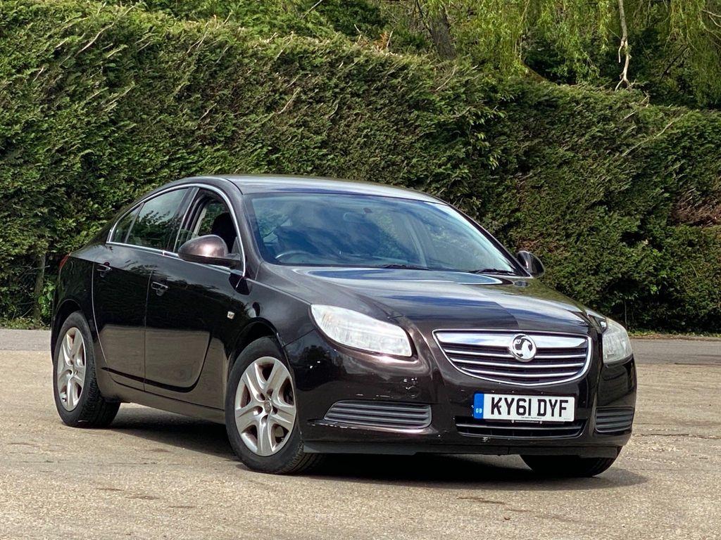 Vauxhall Insignia Hatchback 2.0 CDTi ecoFLEX Exclusiv (s/s) 5dr