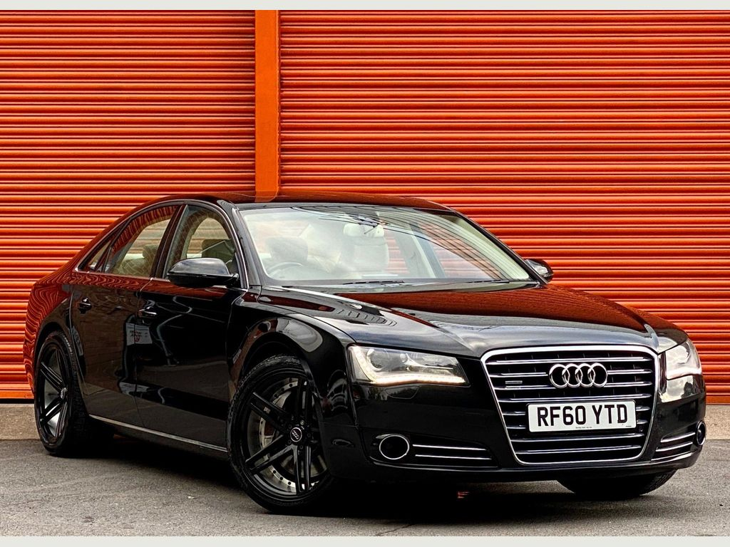 Audi A8 Saloon 4.2 FSI SE Executive Tiptronic quattro 4dr
