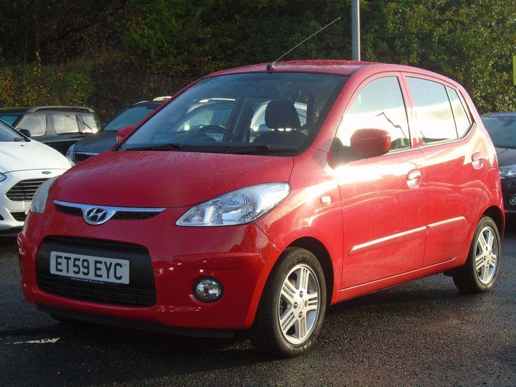 Hyundai i10 Hatchback 1.1 Edition 5dr