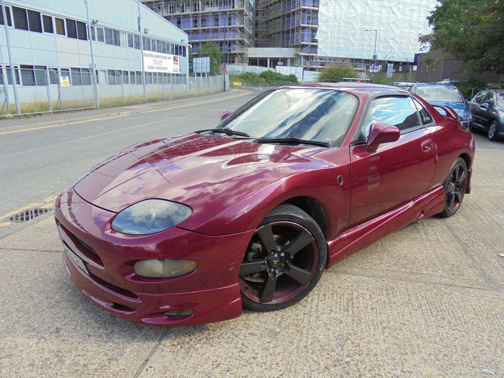 Mitsubishi FTO Coupe 2.0 V6 GPX 2dr