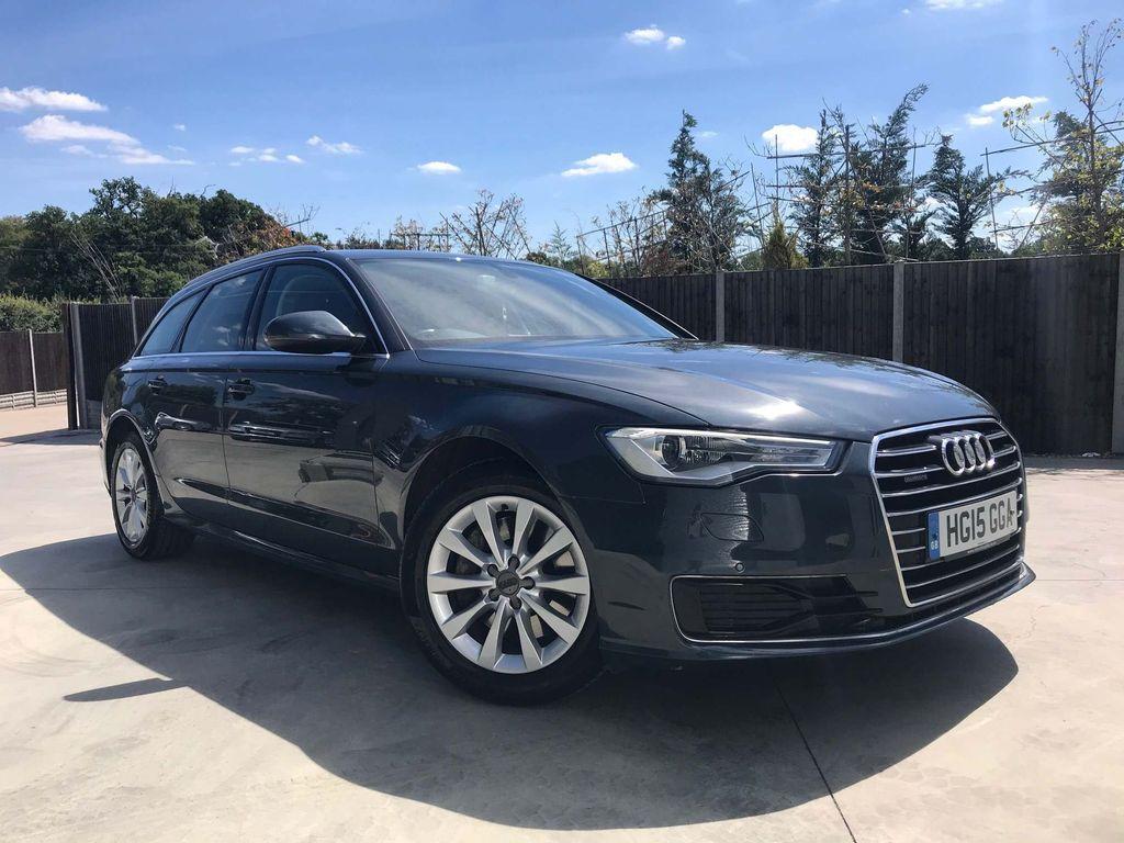 Audi A6 Avant Estate 3.0 TDI V6 SE Avant S Tronic quattro (s/s) 5dr