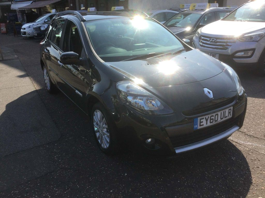 Renault Clio Estate 1.5 dCi Dynamique Sport Tourer 5dr (Tom Tom)