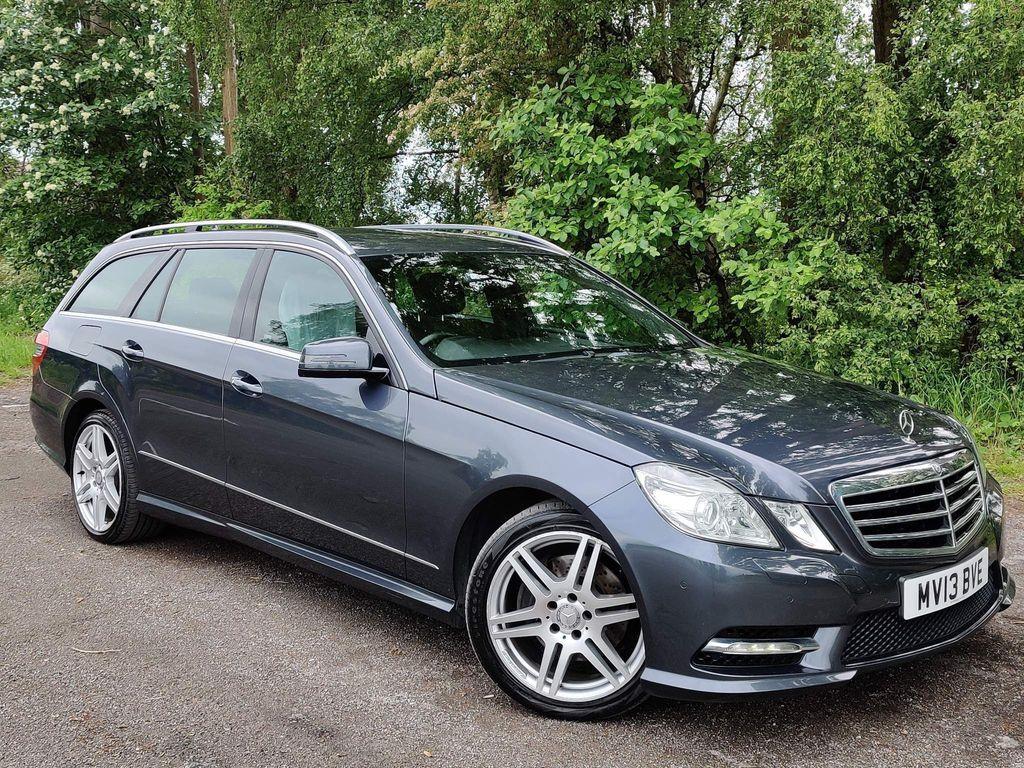 Mercedes-Benz E Class Estate 2.1 E220 CDI BlueEFFICIENCY Sport 7G-Tronic Plus (s/s) 5dr