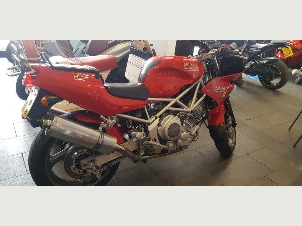 Yamaha TRX850 Sports Tourer 850