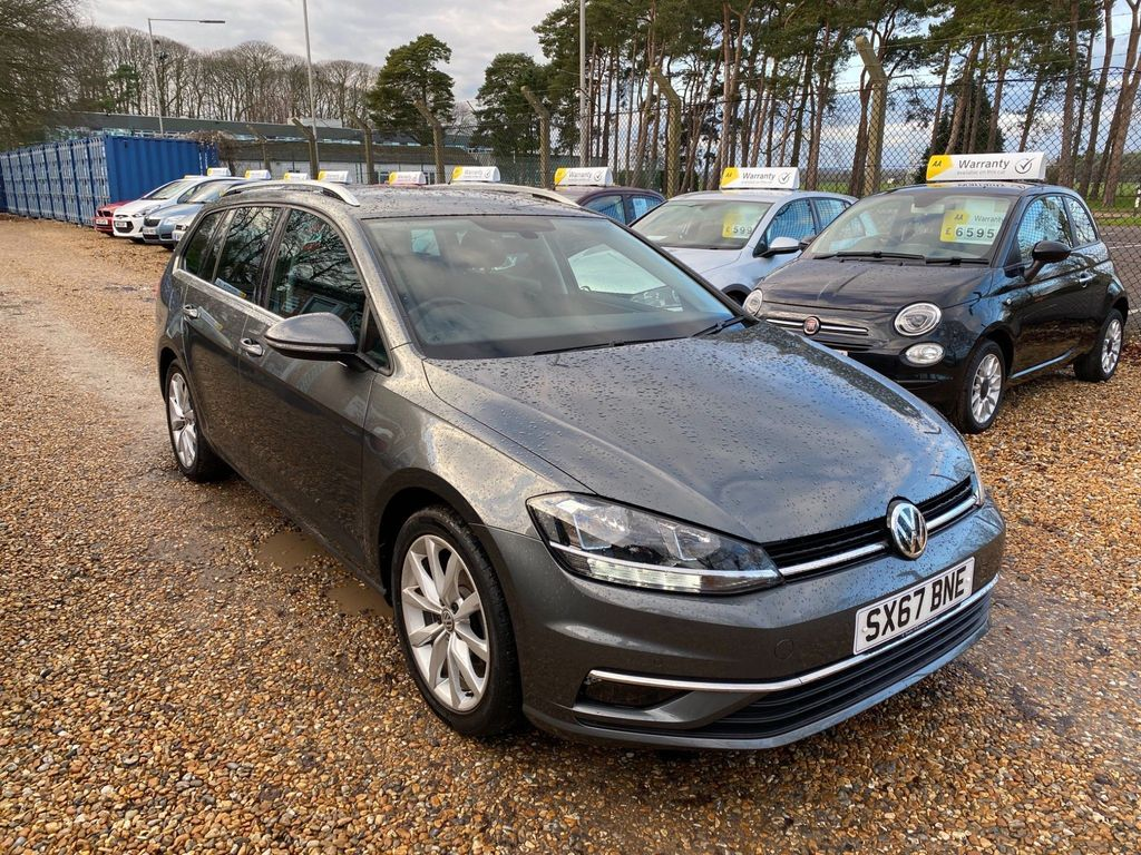 Volkswagen Golf Estate 2.0 TDI GT DSG (s/s) 5dr