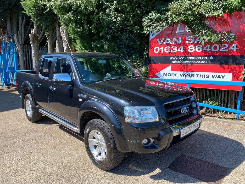 Ford Ranger Pickup 2.5 TDCi XLT Thunder Double Cab Crewcab Pickup 4x4 4dr