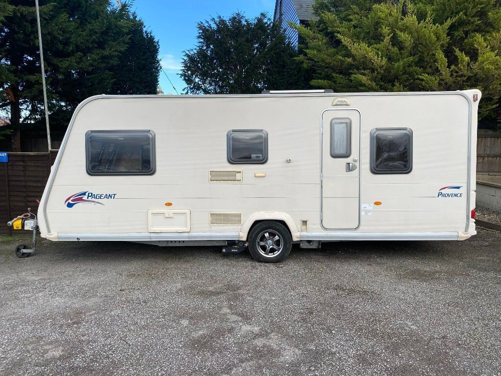 Bailey Pageant Series 6 Provence Tourer
