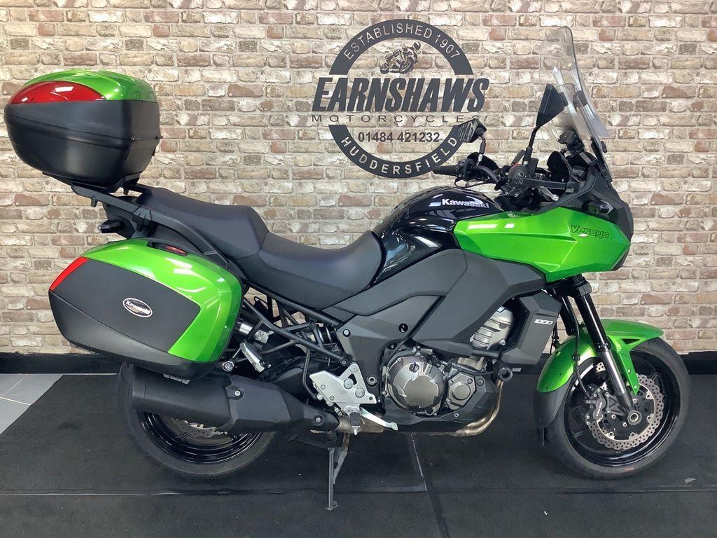 Kawasaki Versys 1000 Adventure 1000