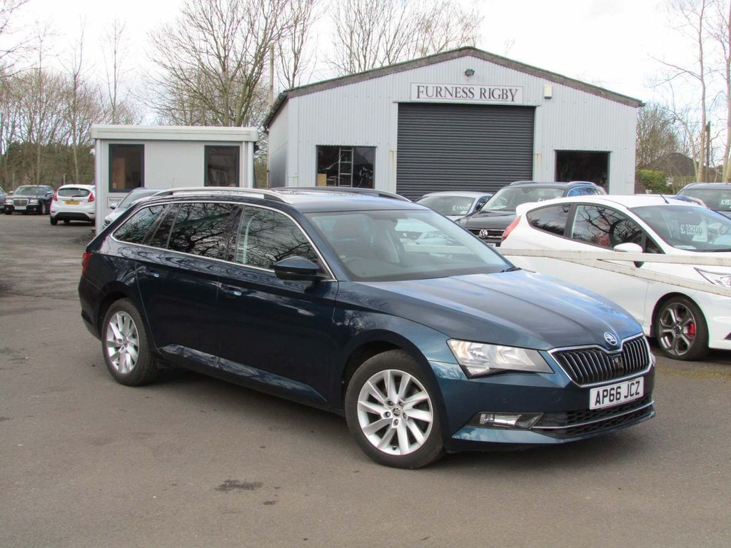 SKODA Superb Estate 2.0 TDI SE Business (s/s) 5dr