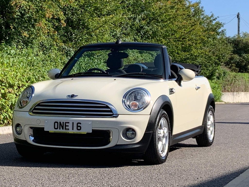 MINI Convertible Convertible 1.6 One (Pepper) (s/s) 2dr