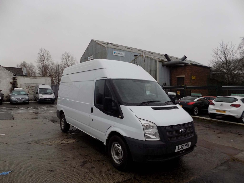 Ford Transit Panel Van 2.2 TDCi 350 High Roof MWB 3dr