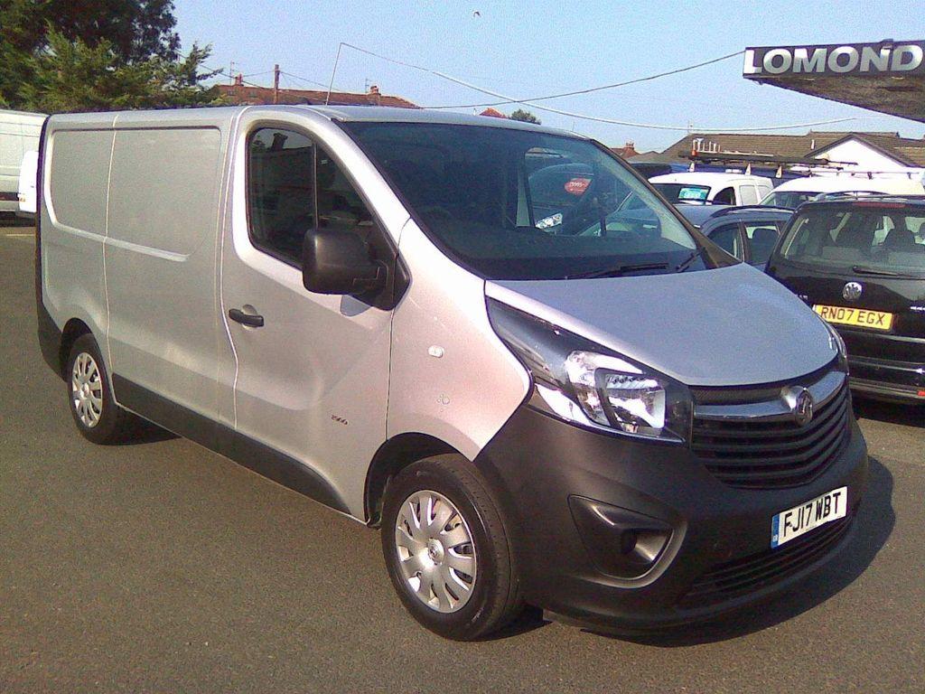 Vauxhall Vivaro Panel Van 1.6 CDTi 2900 BiTurbo L1 H1 EU6 (s/s) 5dr