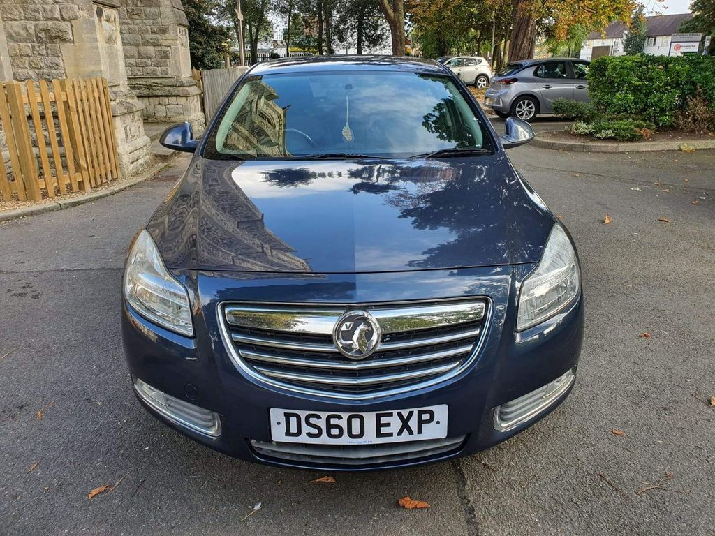 Vauxhall Insignia Hatchback 1.8 16V SRi 5dr