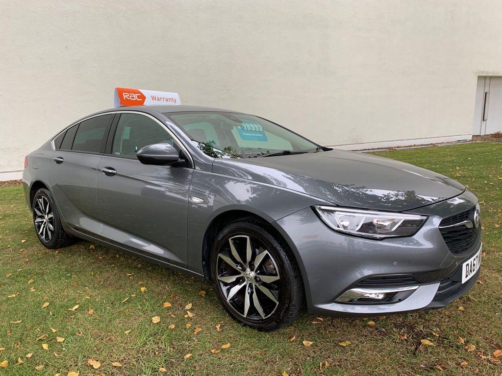 Vauxhall Insignia Hatchback 1.5i Turbo SRi Grand Sport (s/s) 5dr