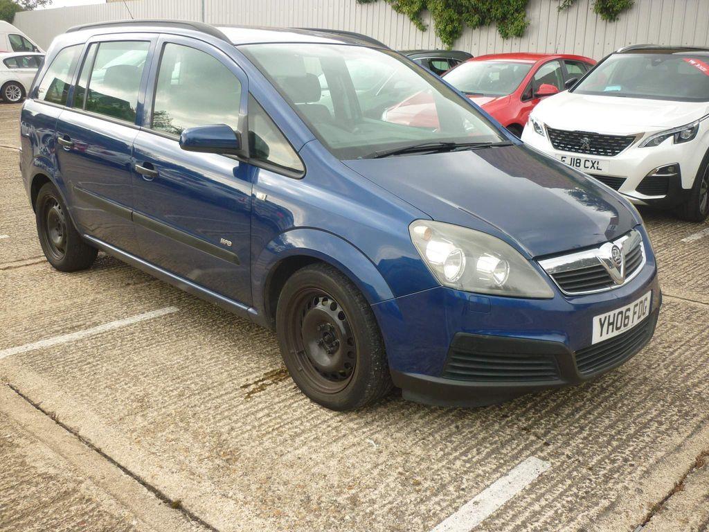 Vauxhall Zafira MPV 1.9 CDTi Life Auto 5dr