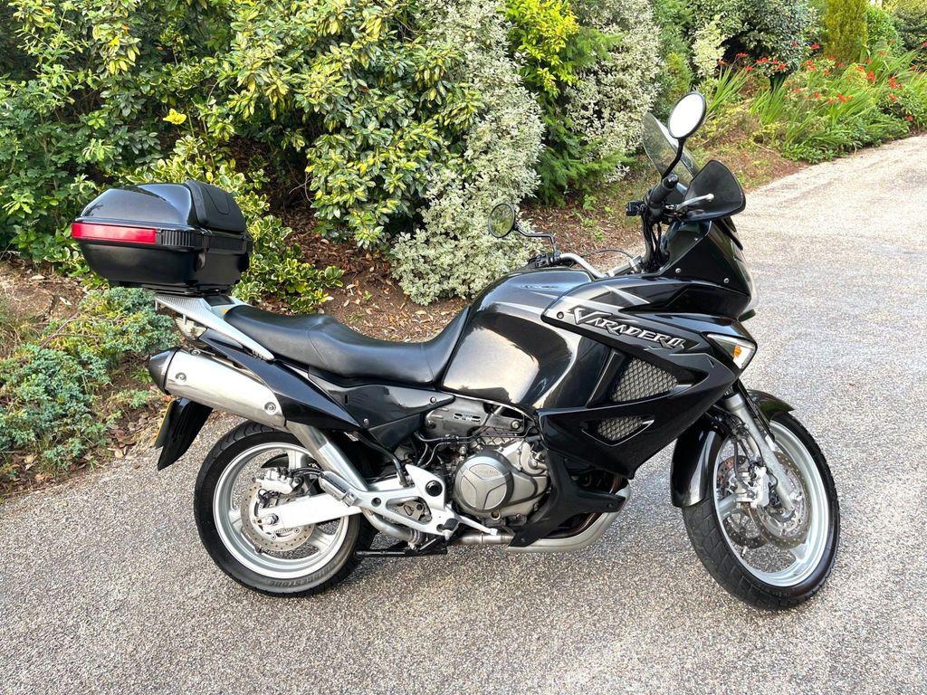 Honda XL1000V Varadero Adventure XL1000V