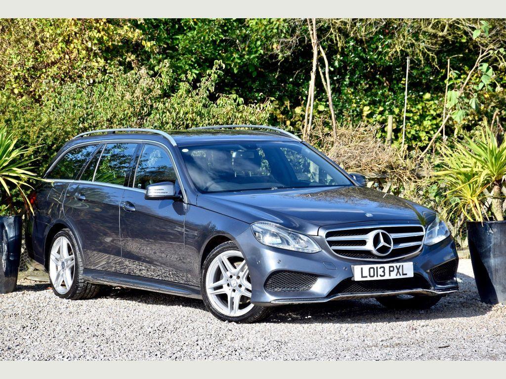 Mercedes-Benz E Class Estate 2.1 E250 CDI AMG Sport 7G-Tronic Plus 5dr