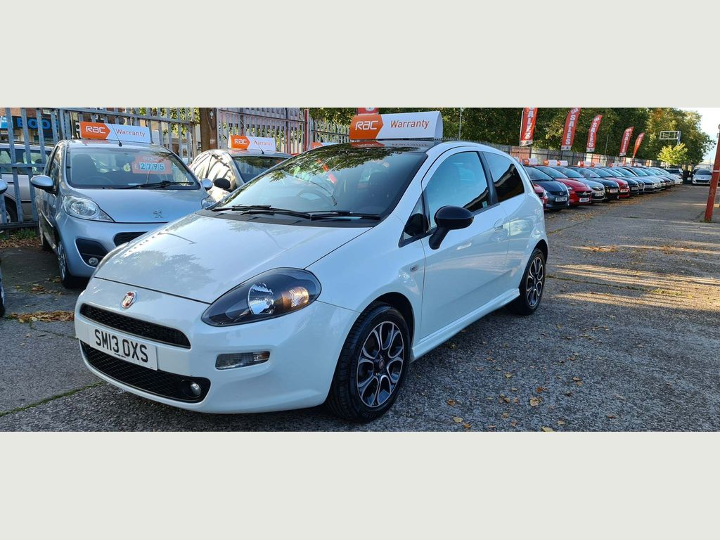 Fiat Punto Hatchback 1.4 Sporting (s/s) 3dr