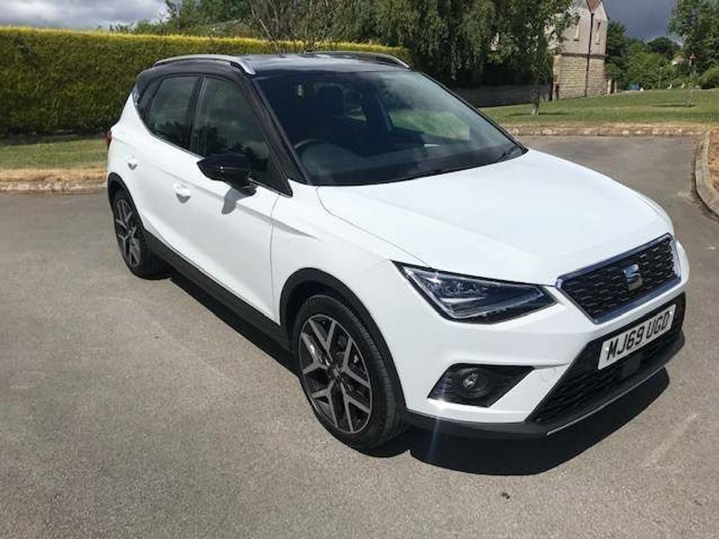 SEAT Arona SUV 1.0 TSI XCELLENCE Lux (s/s) 5dr