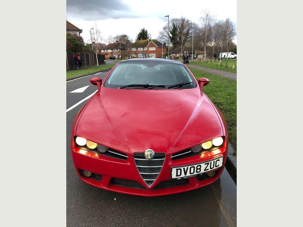 Alfa Romeo Brera Coupe 2.2 JTS SV 3dr
