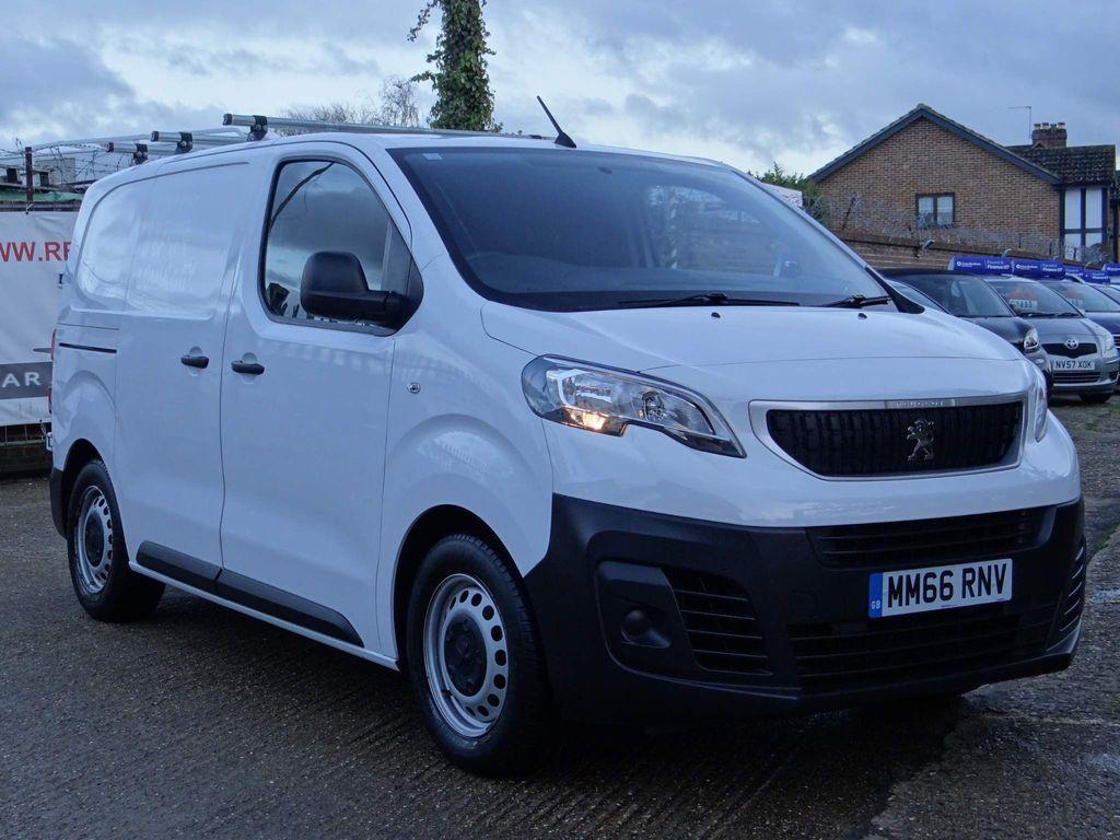 Peugeot Expert Panel Van 1.6 BlueHDi 1000 S Compact Panel Van SWB EU6 6dr