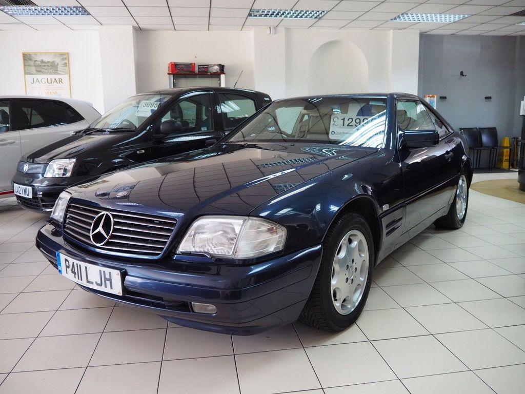 Mercedes-Benz SL Class Convertible 3.2 SL320 2dr