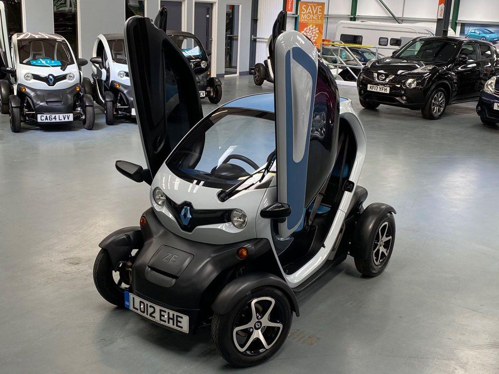 Renault Twizy Coupe Colour Auto 0dr Battery Lease