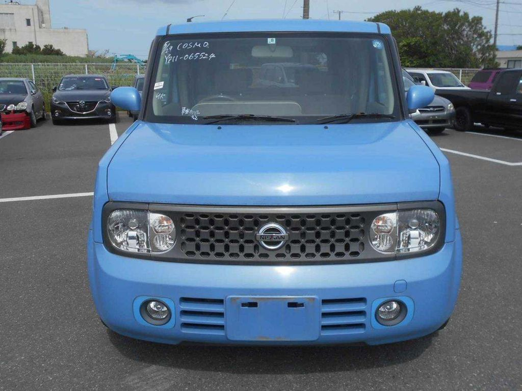 Nissan Cube Hatchback Plus Navi HDD
