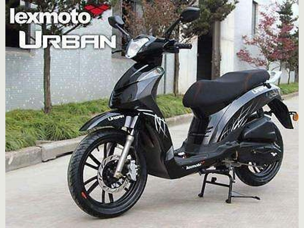 Lexmoto Urban Scooter