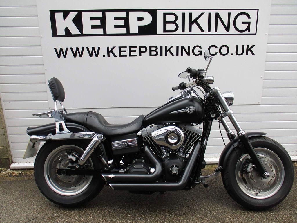 Harley-Davidson Dyna Custom Cruiser 1584 FXDF Fat Bob