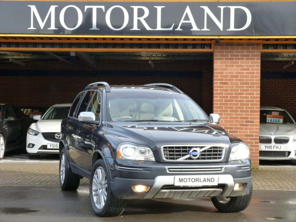 Volvo XC90 SUV 2.4 D5 Executive Geartronic 4x4 5dr
