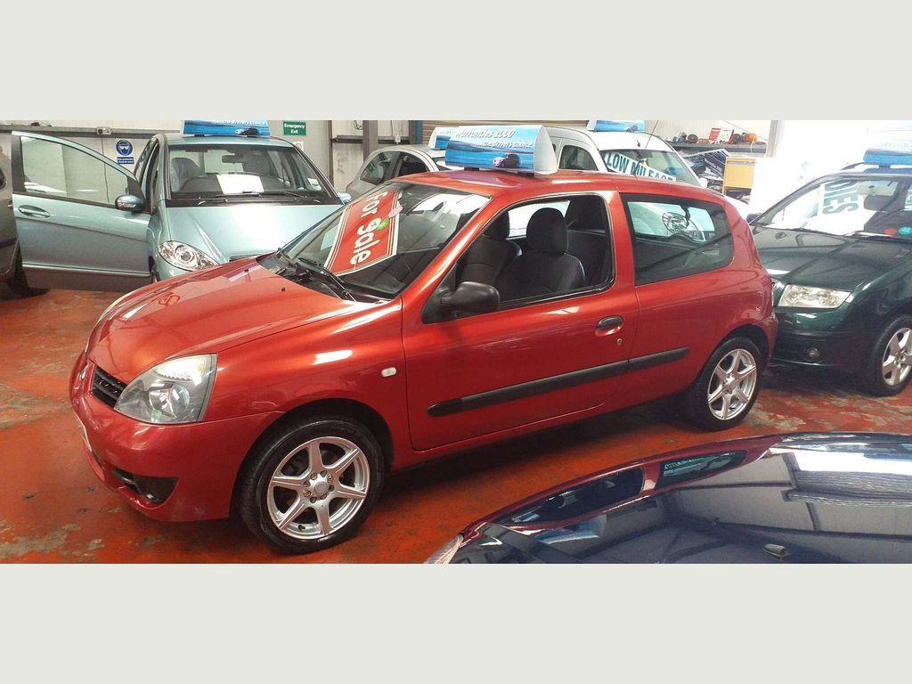 Renault Clio Hatchback 1.2 Campus 3dr