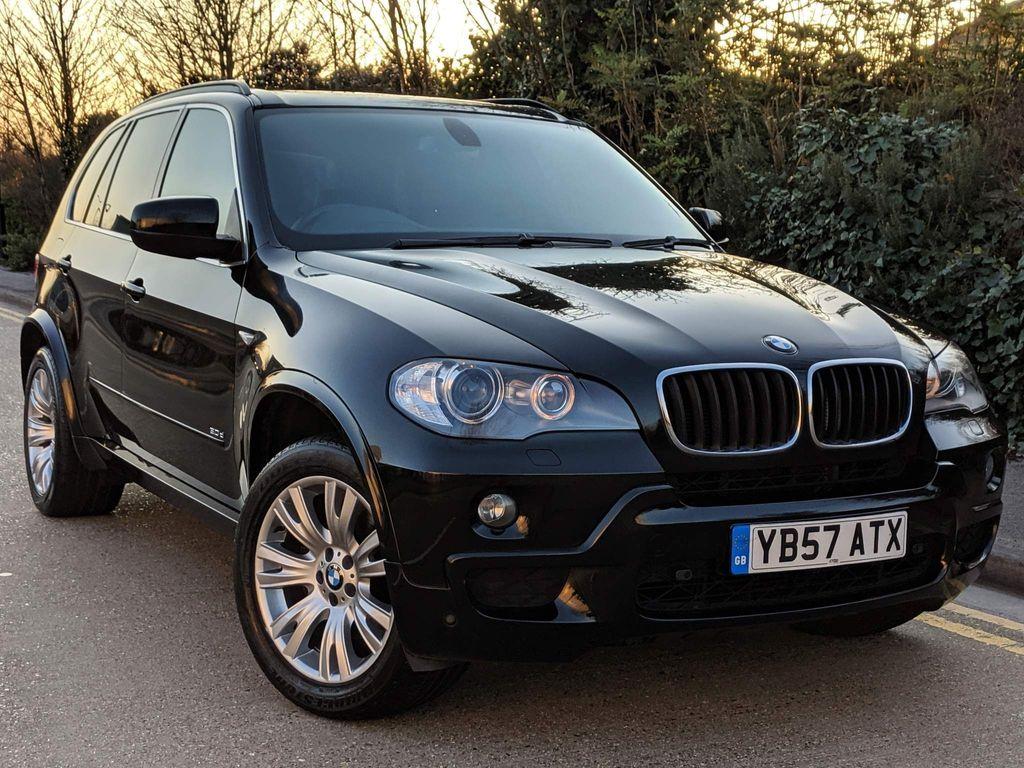 BMW X5 SUV 3.0d M Sport Auto 4WD 5dr