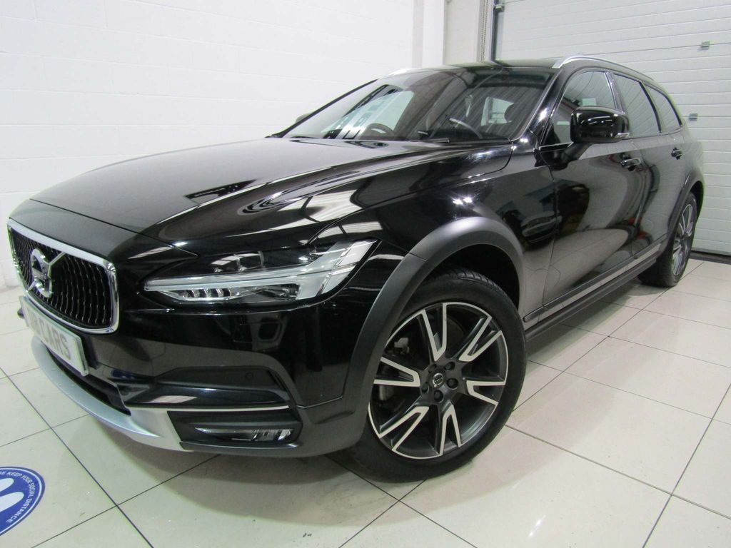 Volvo V90 Cross Country Estate 2.0 T6 Pro Cross Country Auto AWD (s/s) 5dr