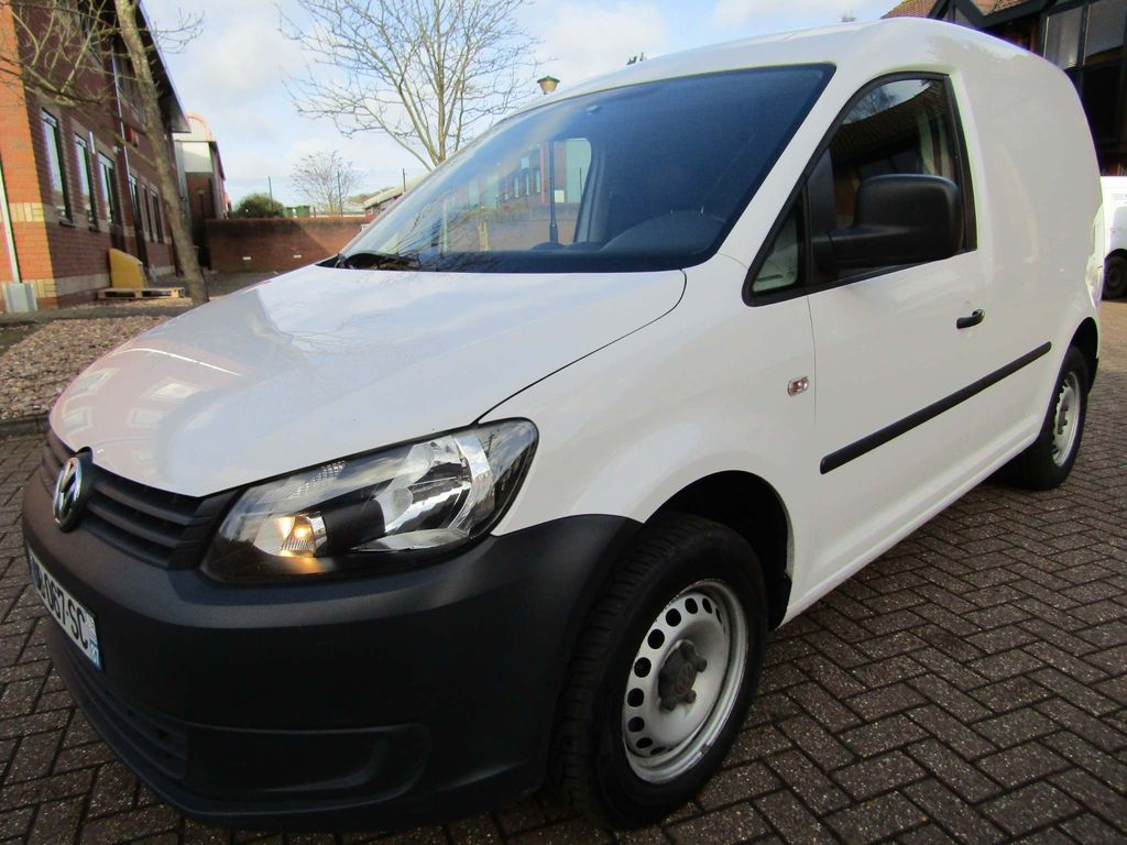 Volkswagen Caddy Unlisted 1.6 CRTDi VAN BUSINESS LINE 102 BHP 4 DR